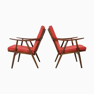 Original Armchairs from TON, 1960s, Set of 2