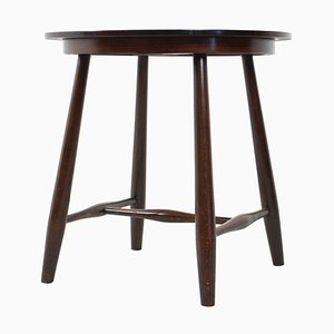 Vintage Solid Coffee Table from Thonet, 1940s