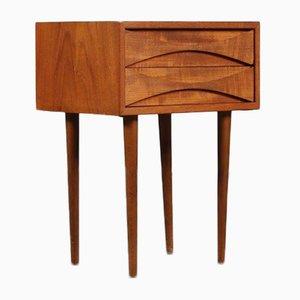 Table de Chevet par Arne Vodder pour Sibast, Denmark, 1950s