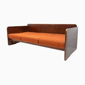 Mid-Century Sofa by J. Halabala for UP Zavody, 1950s