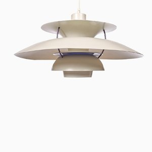Vintage PH5 Pendant Lamp by Poul Henningsen for Louis Poulsen