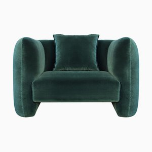 Jacob Lounge Chair by Collector