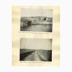 Unknown, Ancient Views of Taku Forts, Albumen Print, 1880s-1890s