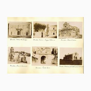 Unknown, Ancient Views of Venice and Brindisi, Albumen Print, 1880s-1890s, Set of 12
