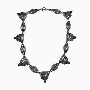 Sterling Silber No. 3 Halskette von Georg Jensen
