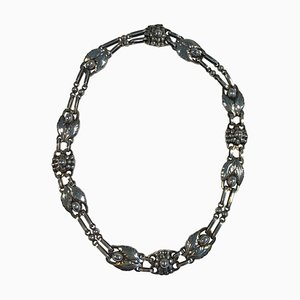 Sterling Silver No. 1 Necklace from Georg Jensen