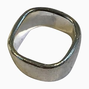 Sterling Silber Nr. 186 Ring von Georg Jensen