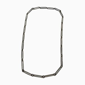 Sterling Silver Necklace No 195 A from Georg Jensen