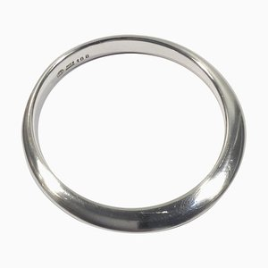 Sterling Silver Arm Ring No 168 by Nanna Ditzel for Georg Jensen
