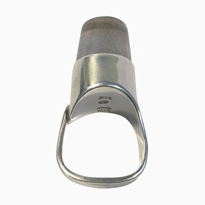 Sterling Silver Ring No 151 with Rutile Quartz Torun from Georg Jensen