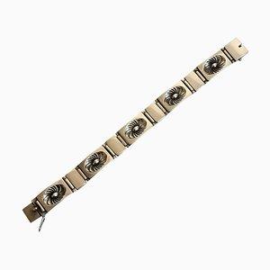 Sterling Silver Bracelet No 56a from Georg Jensen