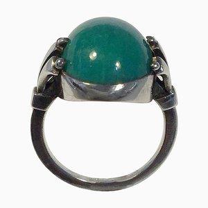 Sterling Silber Ring Nr. 51 von Georg Jensen