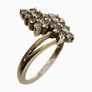 Ring aus 14 Kt. Gold