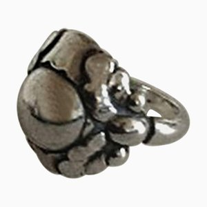 Sterling Silver #11a Ring from Georg Jensen