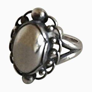 Sterling Silber Ring # 21 von Georg Jensen