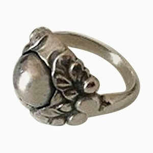 Sterling Silver #11b Ring from Georg Jensen