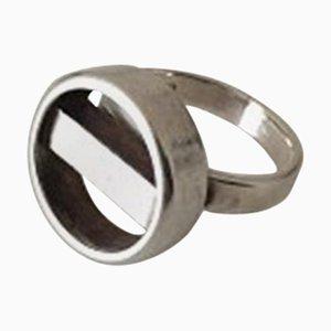 Sterling Silver #122 Ring by Søren for Georg Jensen
