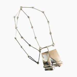 Sterling Silber X20 Halskette von Lapponia Finland