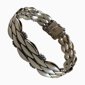 Sterling Silver #86 Bracelet from Georg Jensen