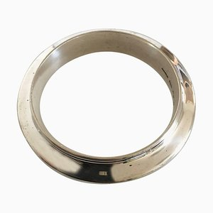 Sterling Silver Bangle Bracelet from Hans Hansen