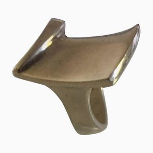 Sterling Silver Ring from Georg Jensen / Hans Hansen