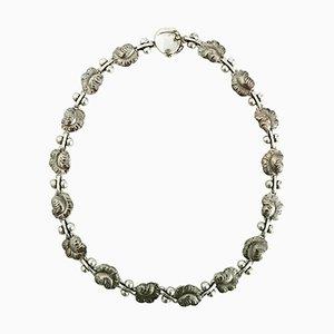 Sterling Silver # 96a Halskette von Georg Jensen