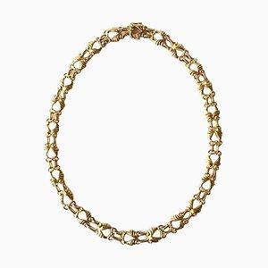 18 Karat Gold Necklace No 249 from Georg Jensen
