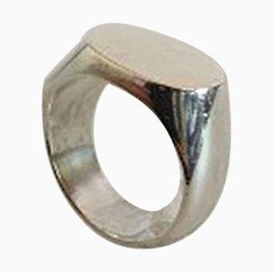 Ring aus Sterlingsilber von Hans Hansen