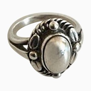 Sterling Silver #1a Ring from Georg Jensen