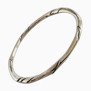 Sterling Silver # 333 Bracelet by Ole Kortzau for Georg Jensen