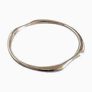 Sterling Silver #155 Bracelet by Nanna Ditzel for Georg Jensen