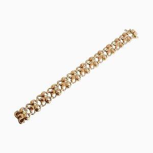 14 Karat Gold Bracelet No 346 from Georg Jensen