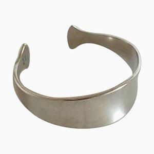 Braccialetto Sterling # 215 argento di Hans Hansen