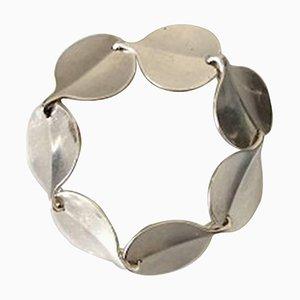 Sterling Silver #245 Bracelet by Hans Hansen