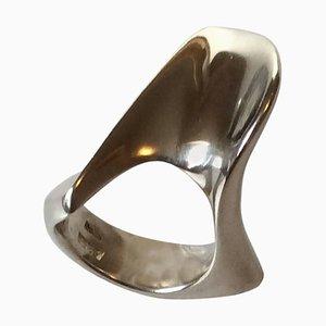 Sterling Silver Ring from Hans Hansen