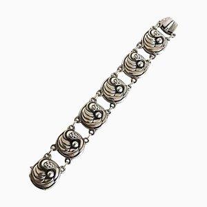 Bracelet No. 19 en Argent Sterling de Georg Jensen