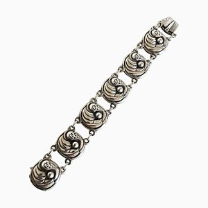 Sterling Silver No. 19 Bracelet from Georg Jensen