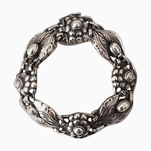 Sterling Silber Armband # 3 von Georg Jensen