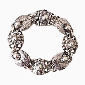 Sterling Silver No. 3 Bracelet von Georg Jensen