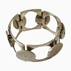 Sterling Silver #326 Bracelet from Bent Knudsen
