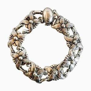 Sterling Silver Bracelet No 37 from Georg Jensen