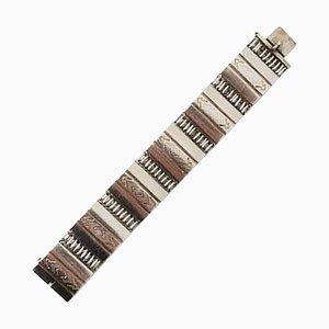 Sterling Silber Nr. 65 Armband von Georg Jensen