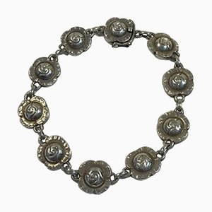 Sterling Silver No 44 Bracelet from Georg Jensen