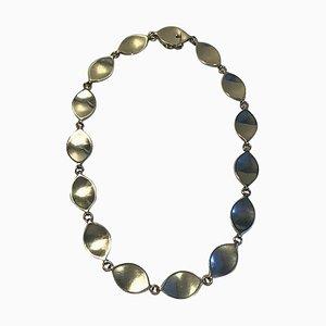 Sterling Silber Halskette No 171 von Georg Jensen