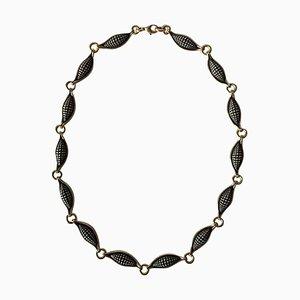 Sterling Silber Halskette Nr. 425 von Georg Jensen