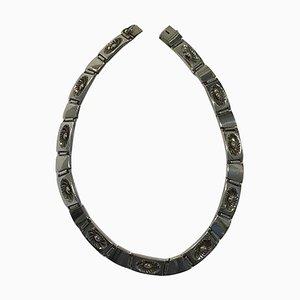 Sterling Silber Halskette Nr. 60A von Henry Pilstrup für Georg Jensen