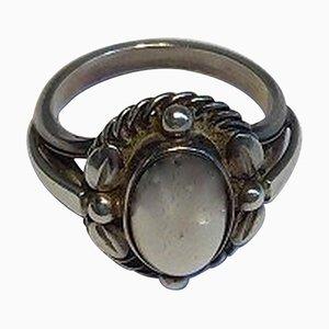 Sterling Silber Ring Nr. 1A von Georg Jensen