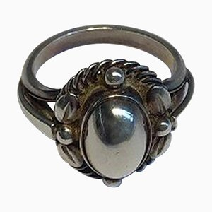 Sterling Silver Ring for Georg Jensen