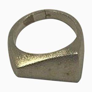 Sterling Silber Ring No 141 von Georg Jensen