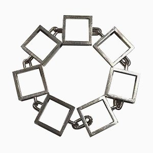 Sterling Silber Armband von Hans Hansen